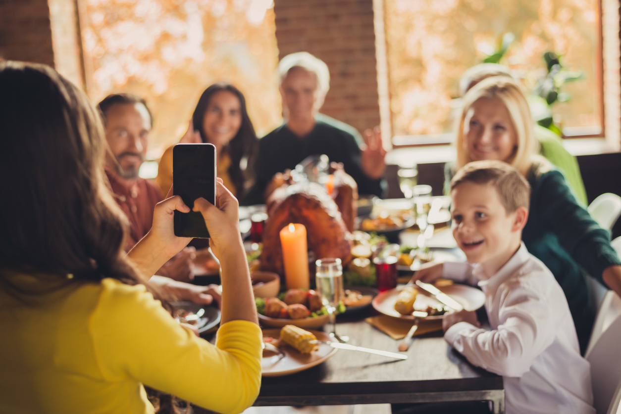 How to Host a Virtual Holiday Meal