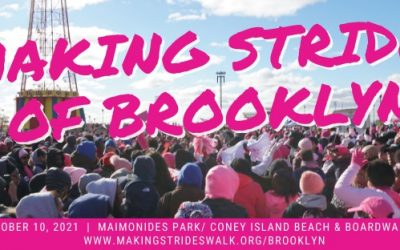 Making Strides Against Breast Cancer- New York