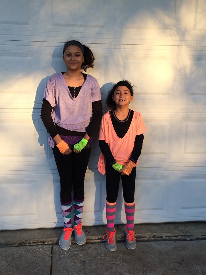 When youu0027re running short on ideas (and time!) see if you can put together 80u0027s style aerobics costumes like these cute girls. You might even have most of ...  sc 1 st  Smart Lifebites & 8 Top Halloween Costume Ideas for Kids - Smart Lifebites