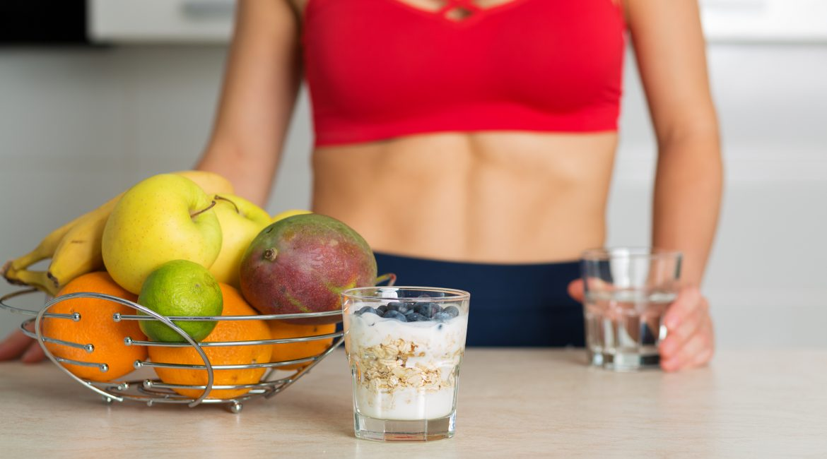 Foods for a strong core