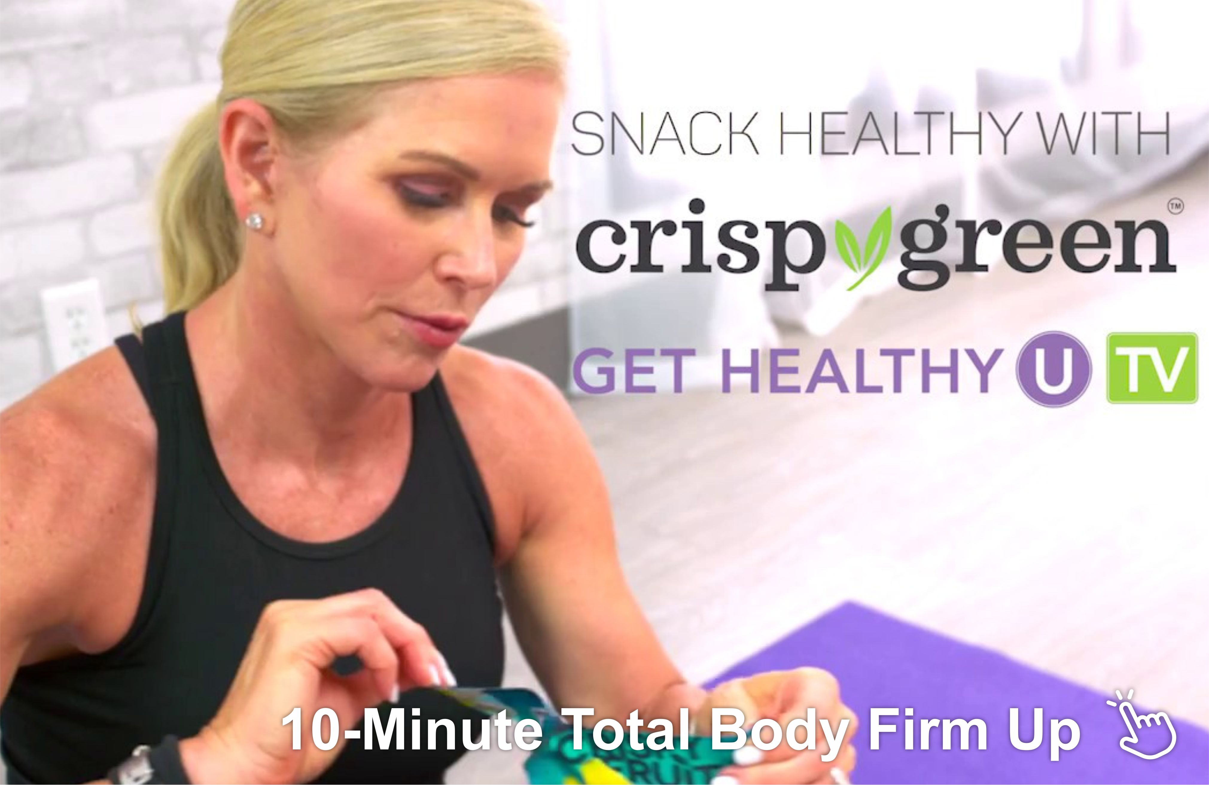 10-Minute Total Body Firm Up