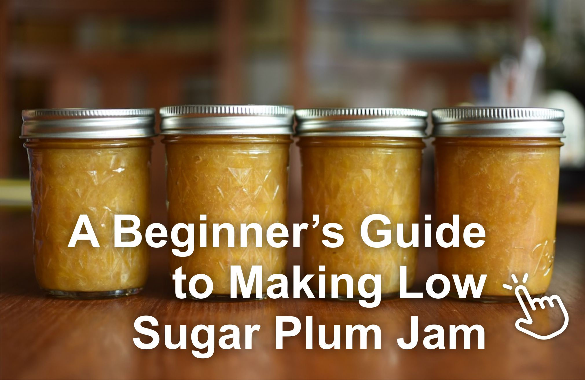 A Beginner S Guide To Making Low Sugar Plum Jam Smart Lifebites